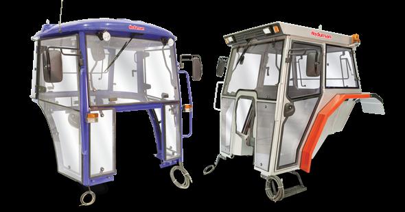 traktor kabinleri akca tarim aletleri ekim makineleri toprak isleme makineleri